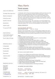 example resume for job application resume for job application no