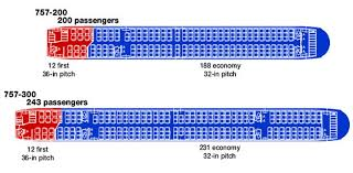 757 seat map airline seating charts boeing airbus aircraft seat maps jetblue