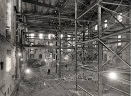 The Inside Of The White House What The White House Looks Like Completely Gutted