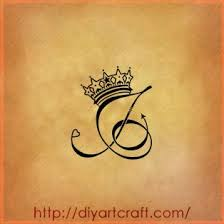 letter with a crown tattoo google search tattoo idea u0027s