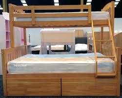 Cola Wooden Three Sleeper Bunk Bed In Antique Pine With Drawers - Three sleeper bunk bed