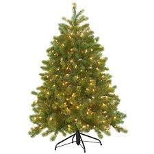 national tree company 4 1 2 ft feel real downswept douglas fir