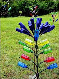 5 amazing garden art ideas from recycled materials