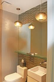 chicago bathroom design pendant globe lighting for a crisp and fresh bathroom design