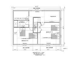 A Frame Floor Plan by A Frame Cabin Remodel Home Design And Drafting On San Juan Island