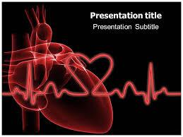 cardiac ppt template best business template
