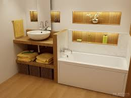 fitted bathroom ideas white yellow oak fitted bathroom interior design ideas