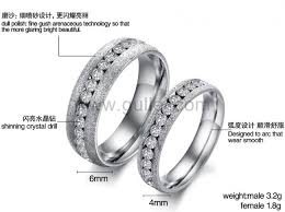 cheap engagement rings for men unique custom titanium rings sets for him and personalized