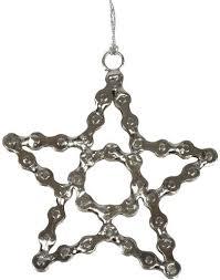 bicycle gift hub bike chain ornament owpstar