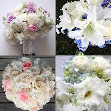 white bouquet beautiful bridal bouquets