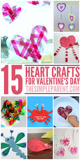 share the love with heart crafts for kids
