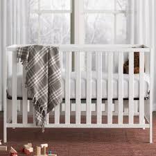 Sleigh Bed Crib White Sleigh Crib Wayfair