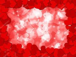happy valentines day hearts border bokeh u2014 stock photo davidgn