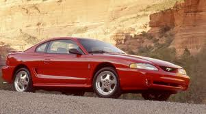 1994 ford mustang svt cobra u2013 review u2013 car and driver