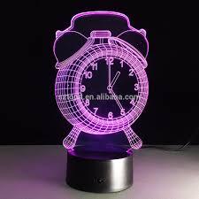 alarm clock light with light sensor alarm clock light with light
