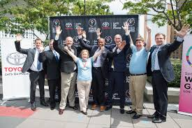toyota official toyota official automotive partner of the 2015 special olympics
