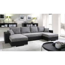 canap d angle en u canapé en u panoramique grand canapé d angle de 6 7 8 et 9