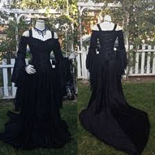 Gothic Wedding Dresses Medieval Gothic Wedding Dresses Canada Best Selling Medieval