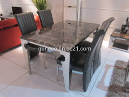 Dining Tables With Marble Tops 2012 New Design Marble Top Dining Table Id 6955269 Product