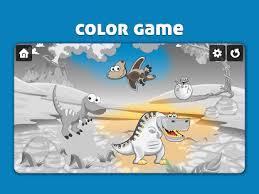 dinosaur scratch u0026 color kids u0026 toddlers android apps