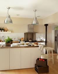 Fluorescent Kitchen Lights by Cool Kitchen Lighting Ideas Metal Hanging Round Grey Hanging