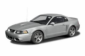 2003 Mustang Cobra Black 2003 Ford Mustang Cobra 10th Anniversary Package 2dr Svt Coupe