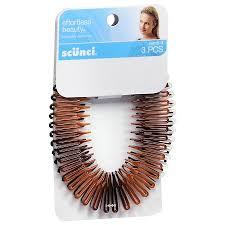 scunci headband scunci effortless beauty stretch combs walgreens