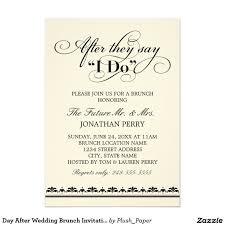 rehearsal brunch invitations day after wedding brunch invitation wedding vows 5 x 7