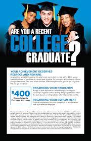 hyundai college graduation program phoenix arizona
