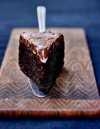 chocolate fudge cake sans gluten glaçage chocolat et fleur de sel
