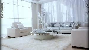White Fur Area Rug Astounding Fantastic Faux Sheepskin Area Rug Plush White Fur