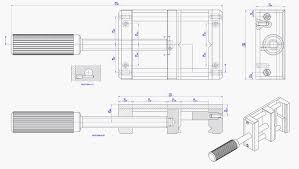 drill press vise plan assembly drawing projects to try