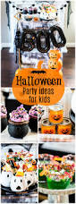 halloween party ideas kids