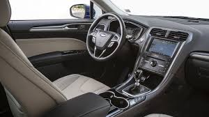 ford fusion 2017 interior ford mondeo titanium 2 0 tivct hybrid 2017 review by car magazine