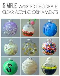 the 25 best clear ornaments ideas on ornament crafts