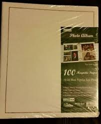 photo album magnetic pages pioneer photo album style no lm 100 magnetic pages ebay