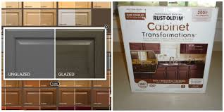 rust oleum cabinet transformation before and after reviewgiveaway