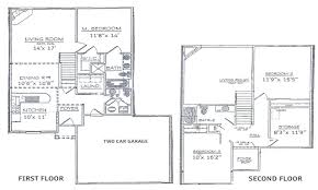 3 floor plan basement bedrooms 3 bedroom 2 story home floor plans 2 story