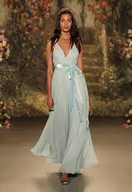 light blue silk dress halter wedding dresses luxury wedding evening dresses from jenny