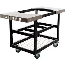 amazon com primo 310 cart with basket and side tables with