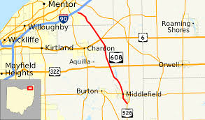 Map Of Westerville Ohio by Ohio State Route 608 Wikipedia