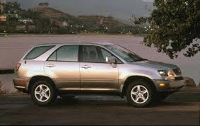 lexus jeep rs 300 1999 lexus rx 300 information and photos zombiedrive