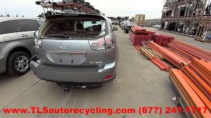 lexus rx330 body kit parting out 2005 lexus rx 330 stock 5200gr tls auto recycling