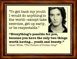 quotes about beauty in you quote of the day u0027the picture of dorian gray