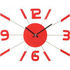 pendule de cuisine moderne horloge de cuisine moderne amazing pendule murale originale