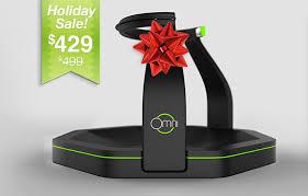 treadmills black friday deals virtuix omni cyber monday sale u2014save 70 on the omnidirectional vr