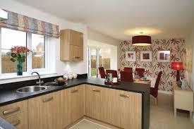 modele de cuisine en l modele de cuisine ouverte sur salle a manger photo decoration deco 5