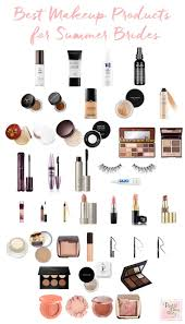 wedding day makeup products best wedding day makeup products eilag