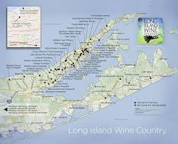 Map Of The Hamptons Long Island Winery Map My Blog