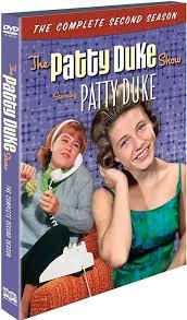 amazon com the patty duke show season 2 patty duke jean byron